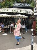Breakfast at Cafe de Flore